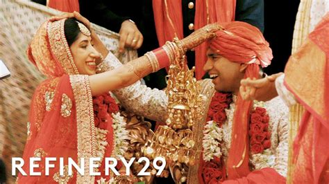 Indian Wedding : This Traditional Indian Wedding Is Insanely Beautiful