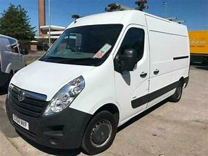 2014 Vauxhall Movano 2 3 Cdti H2 Van 125ps Panel Van Diesel Manual