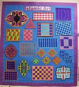 Art, Ks1, Islam