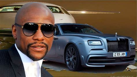 Floyd Mayweather Car Collection 2018