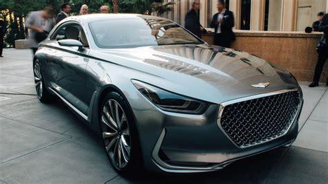 hyundai plans genesis luxury suvs  coupe