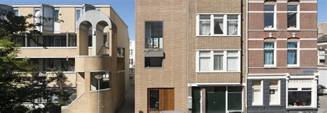 Rotterdam couple lives in a skinny house built from 15