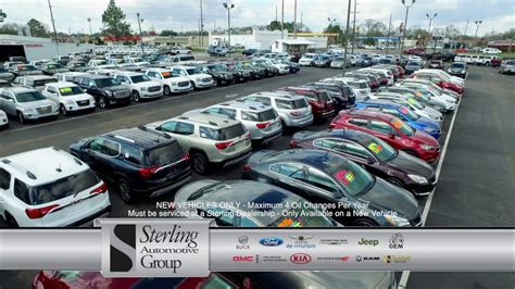 sterling automotive group generic sec   youtube