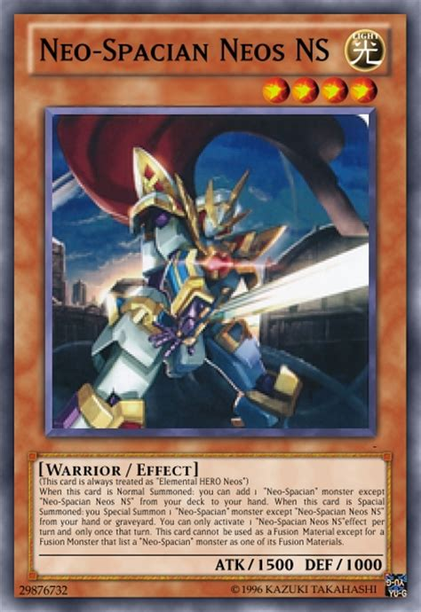 neo spacian deck list neo spacian neos ns advanced card design yugioh card