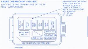 Ford Escort 2003 Abs Fuse Box  Block Circuit Breaker Diagram