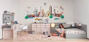 Rangement Chambre Ado : guide pratique pour choisir le revetement sol chambre enfant ~ Voncanada.com Idées de Décoration