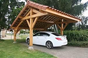 Charpente Traditionnelle Bois En Kit : abri r gion rhone alpes kit charpente ~ Premium-room.com Idées de Décoration