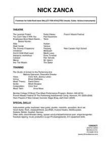 free sle resume format resume cv help