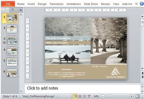 Retirement Powerpoint Template by Microsoft Powerpoint Templates Retirement Briski Info