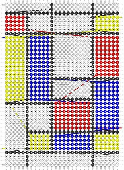 Alpha Friendship Bracelet Patterns Pattern Bracelets Added