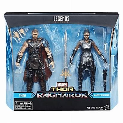 Thor Ragnarok Marvel Legends Figure Valkyrie Pack