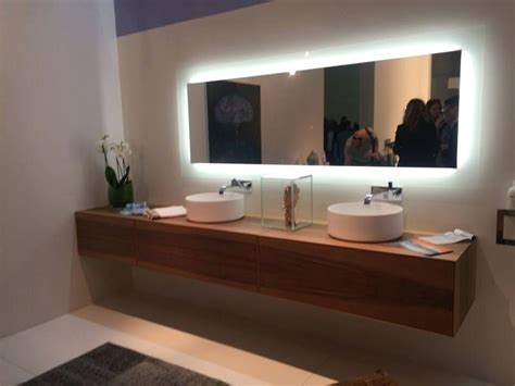 Modern Bathroom Mirrors With Led Lights by Led Lights For Bathroom Mirrors Modern Spotlights