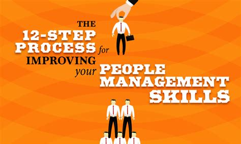 step process  improve  people management
