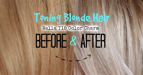 Toning Blonde Hair To Lightest Ash