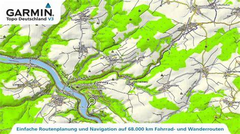 topo deutschland  routingfaehige topographische karte
