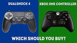 Dualshock 4 Vs Xbox One S Controller  2020