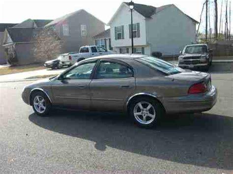 Purchase Used 2003 Mercury Sable Gs Sedan 4-door 3.0l
