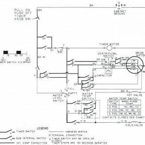 20 Circuit Wiring Diagram Ge Refrigerator Model