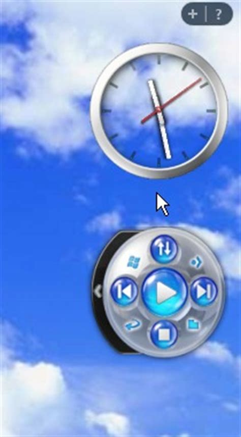 Comment Faire Pour Windows 7 Gadgets Dans Windows Xp