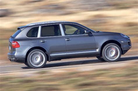 2008 Porsche Cayenne Turbo S Related Infomation