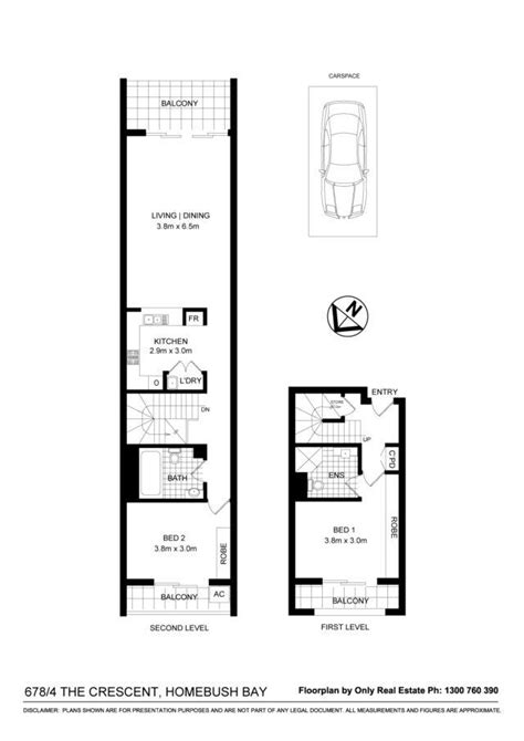 Property Report for 678/4 The Crescent , Wentworth Point