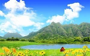 (10174) Windows 7 Nature Wallpaper HD