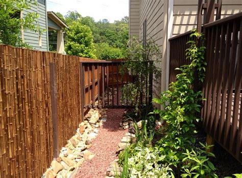 Bamboo Garden Fence Design 34 brilliant ideas for an attractive bamboo garden fence