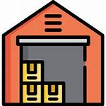 Warehouse Warehousing Icon Icons Inventory Software Buildings
