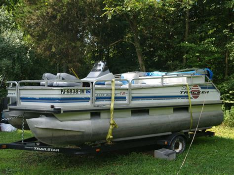 Bass Tracker Boat Models by Tracker Marine Bass Buggy 1994 For Sale For 4 500 Boats