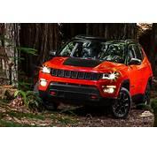 New Jeep Compass Unveiled At LA Auto Show  CAR Magazine