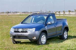 Dacia Pick Up 4x4 : nouveau dacia duster pick up une s rie limit e et sp ciale ~ Gottalentnigeria.com Avis de Voitures