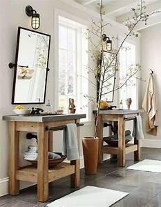 Diy Meuble Salle De Bain : meuble salle de bains pas cher 30 projets diy salle de bain salle de bain salle et meuble ~ Mglfilm.com Idées de Décoration