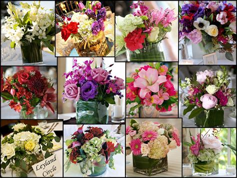 table centerpieces for weddings wedding flowers table decorations zee post