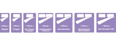 misure materasso matrimoniale misure materassi quali sono le dimensioni standard