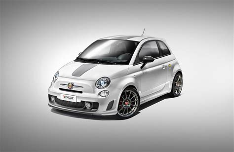 Fiat Performance by Abarth 500 Gets Alpha N Performance Goodies