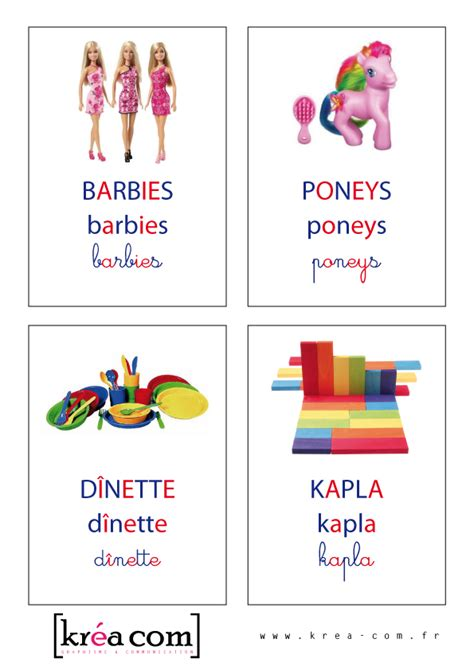 etiquettes montessori pour boite a jouets a imprimer