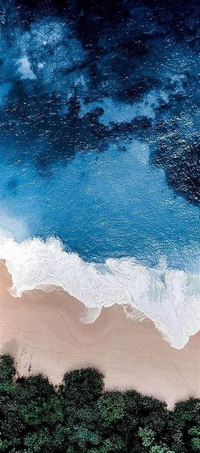 4k Iphone Wallpapers Ocean Beach Nature