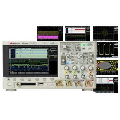 Dsoxappbndl Infiniivision Series Oscilloscope