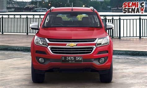 Gambar Mobil Gambar Mobilchevrolet Trailblazer by Harga Chevrolet Trailblazer Review Spesifikasi Gambar