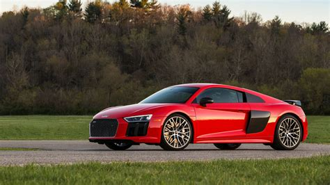 2017 Audi R8 V10 Plus Review With Price, Horsepower And