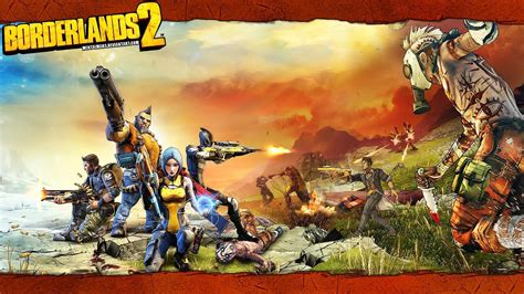Wallpaper Of Desktop 2 by Borderlands 2 Wallpapers Hd Wallpaper Cave