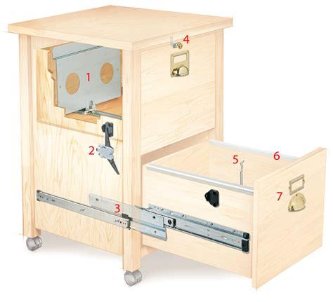 filing cabinet hardware popular woodworking magazine
