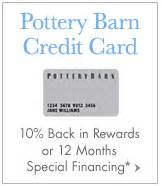 pottery barn credit card furniture baby cribs nursery furniture pottery