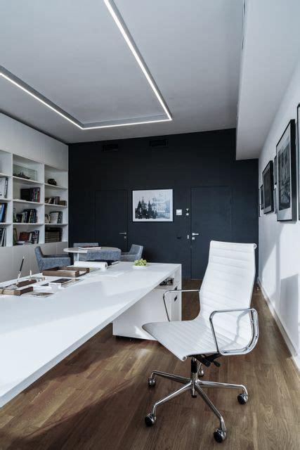 des bureaux  la decoration sobre pinterest bureau