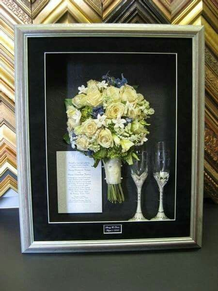 wedding shadow boxes ideas  pinterest