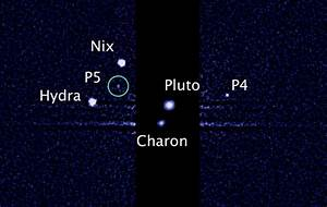 Vote on Names for Pluto's Teeny Moons | Smart News ...