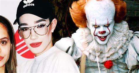 James Charles Gets Hated On For Saying The 'it' Movie Sucked