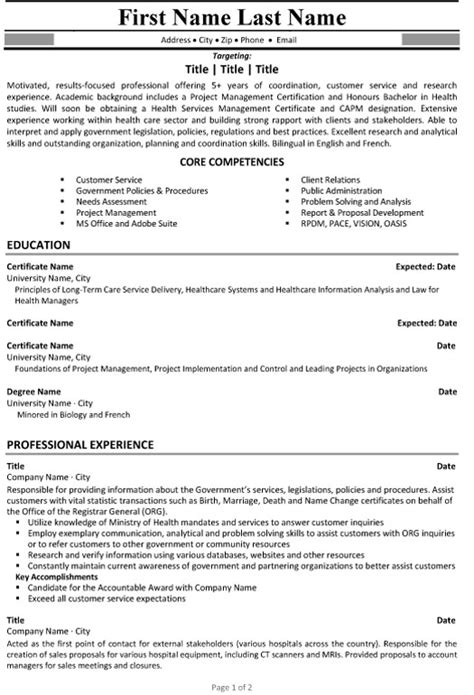 Implementation Consultant Resume by Consultant Resume Sle Template