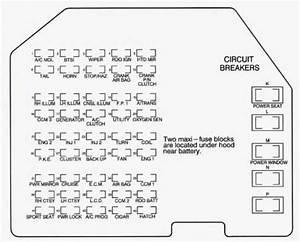 96 Corvette Fuse Box