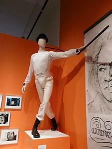 Costume from A Clockwork Orange at the Kubrick Exhibition ...